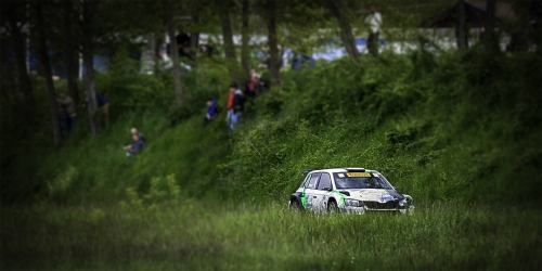 Rally del Taro, IRC Cup | Francesco Zecca